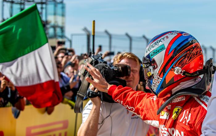 """Райкконен выиграл Гран-при США """"Формулы-1"""""""