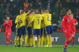 Сборная Швеции победила Турцию в матче Лиги наций УЕФА