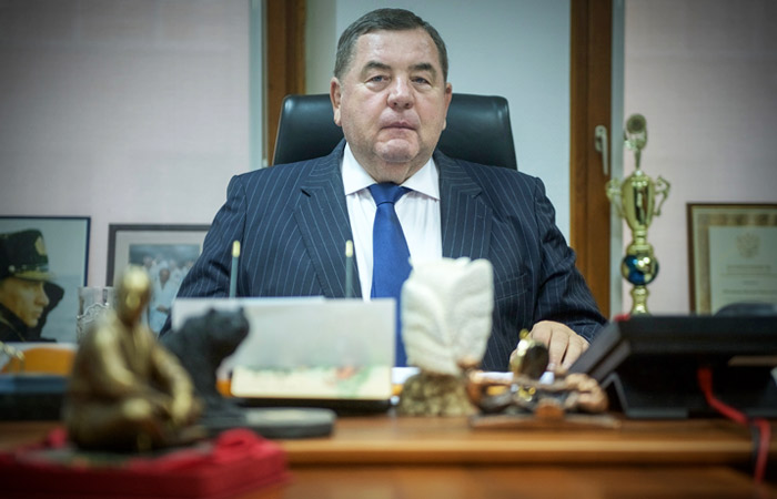 Василий Шестаков: технически самбо готово войти в программу Олимпийских игр