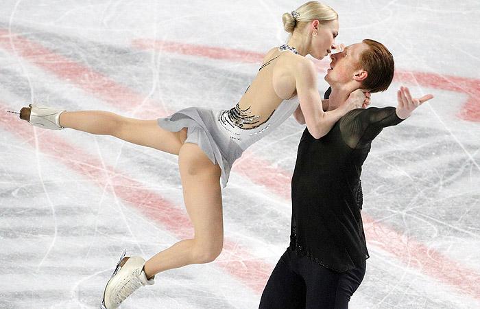 Тарасова и Морозов стали третьими среди спортивных пар в финале Гран-при