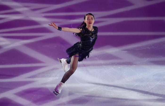 Японка Кихира выиграла финал Гран-при по фигурному катанию