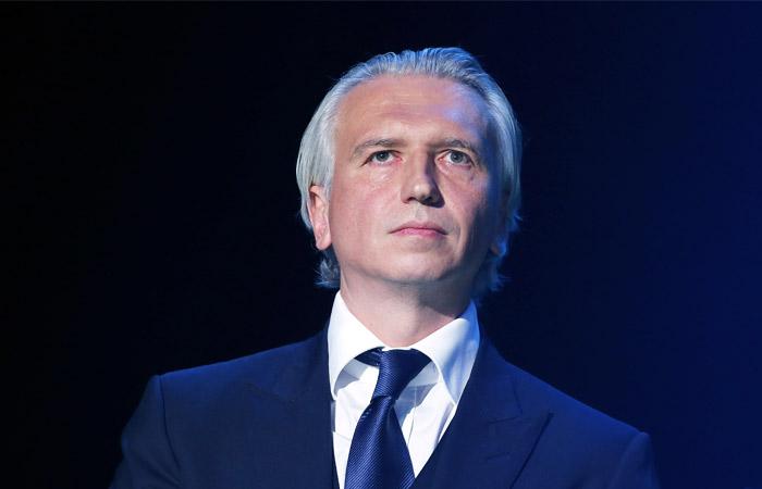 """Глава """"Газпром нефти"""" Дюков согласился баллотироваться на пост президента РФС"""