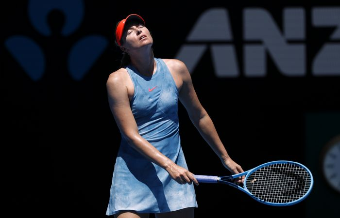 Шарапова вышла во второй круг Australian Open, обыграв британку Харриет Дарт