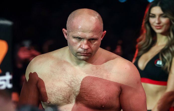 Федор Емельяненко проиграл Райану Бейдеру в бою за чемпионский пояс Bellator