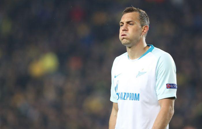 «Зенит» сминимальным счётом проиграл «Фенербахче» вЛиге Европы