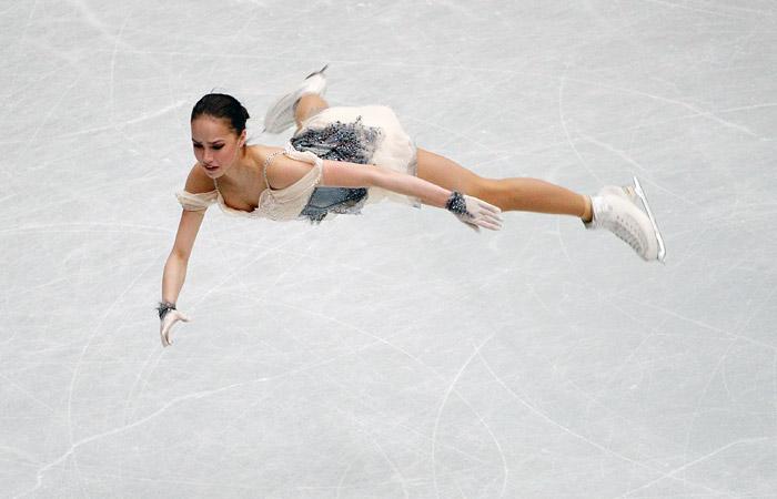 Алина Загитова выиграла золото чемпионата мира