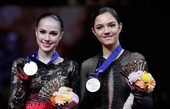Россия выиграла медальный зачет ЧМ по фигурному катанию