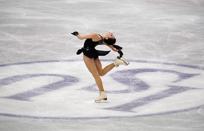 Россия стала третьей по итогам командного КМ по фигурному катанию