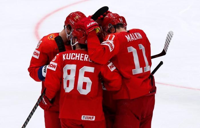 ЧМ по хоккею. Россия - Австрия
