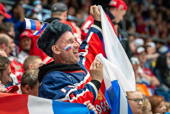Россия - Чехия. Онлайн