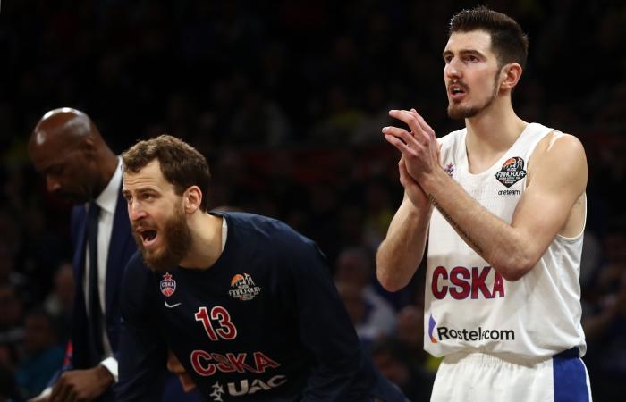 CSKA vыigral Evroligu
