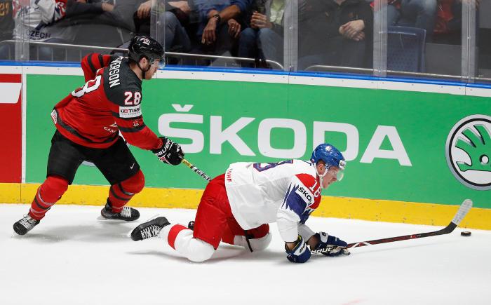 Канада вышла в финал ЧМ по хоккею