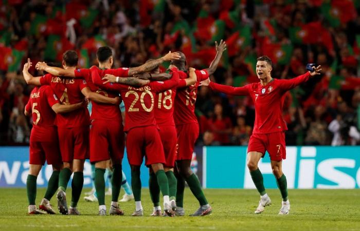 Португалия выиграла Лигу наций УЕФА