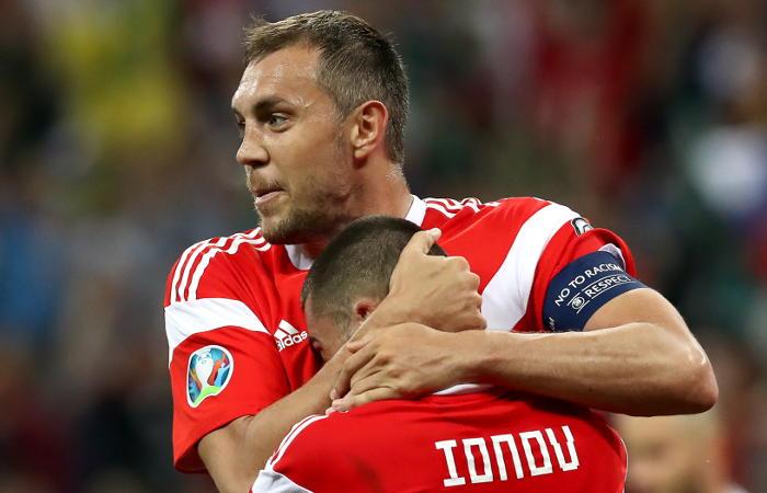 Россия победила Кипр в отборочном матче Евро-2020