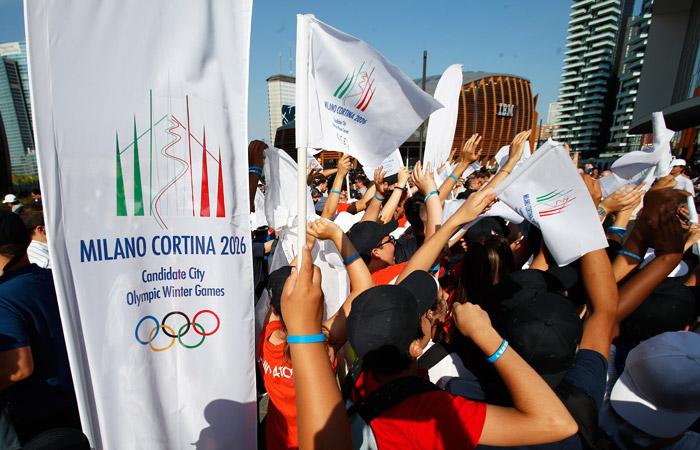 Зимняя Олимпиада 2026 года пройдет в итальянских Милане и Кортине