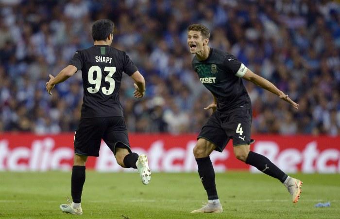 'Краснодар победил'Порту и вышел в раунд плей-офф квалификации ЛЧ