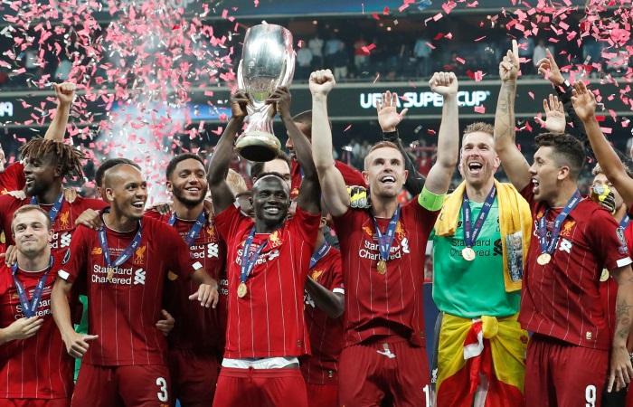 """""""Ливерпуль"""" стал четырехкратным обладателем Суперкубка УЕФА"""