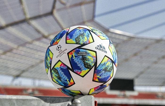 Adidas представил официальный мяч для группового этапа Лиги чемпионов