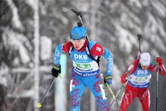Российская биатлонистка Васильева дисквалифицирована на полтора года за допинг