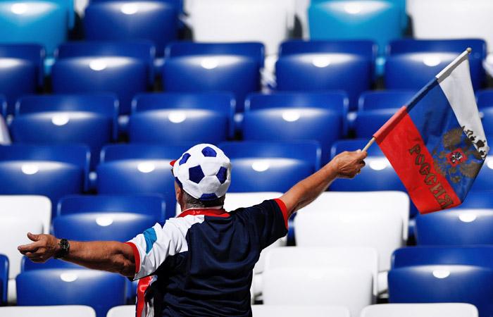 Россия поднялась на 42-е место ве ФИФА