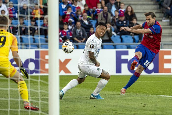 Лига Европы: Что произошло с«Краснодаром» вБазеле? Футбол