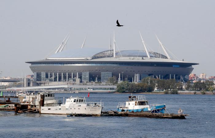 Финал Лиги чемпионов в 2021 году пройдет в Петербурге