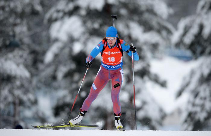 Российская биатлонистка Подчуфарова будет выступать за Словению