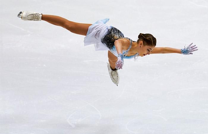Фигуристка Косторная установила рекорд мира в короткой программе
