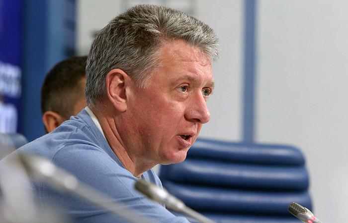 Шляхтин заявил о своем уходе с поста президента ВФЛА