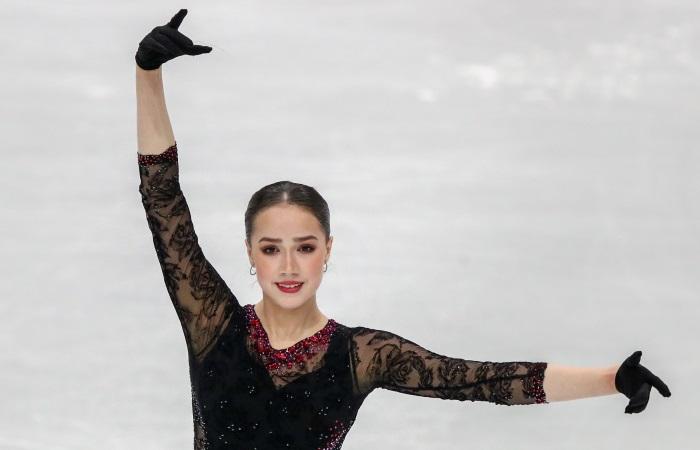 Алина Загитова приостановила карьеру