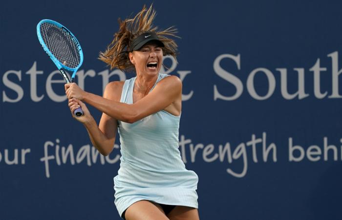 Шарапова вышла во второй круг турнира в Цинциннати