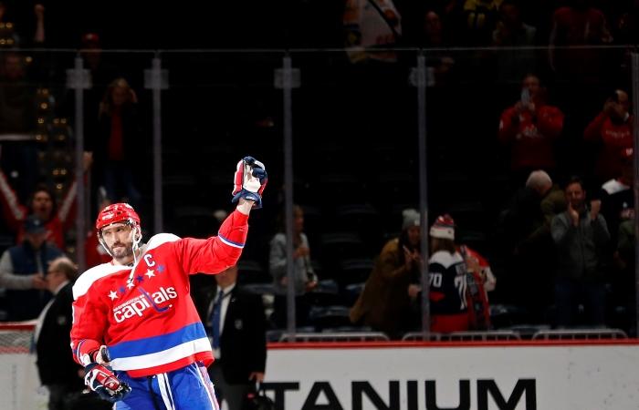 НХЛ признала Овечкина лучшим игроком недели