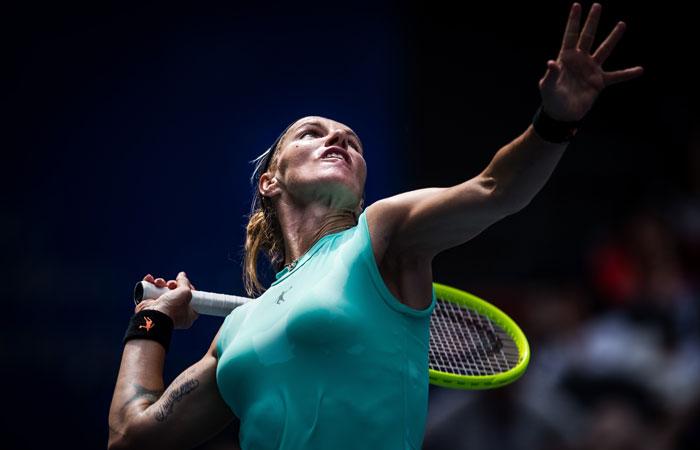 Светлана Кузнецова выиграла в первом круге Australian Open