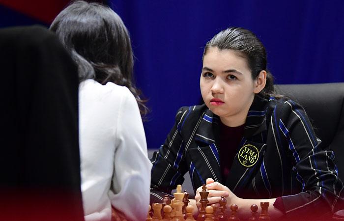 Россиянка Горячкина проиграла матч за мировую шахматную корону