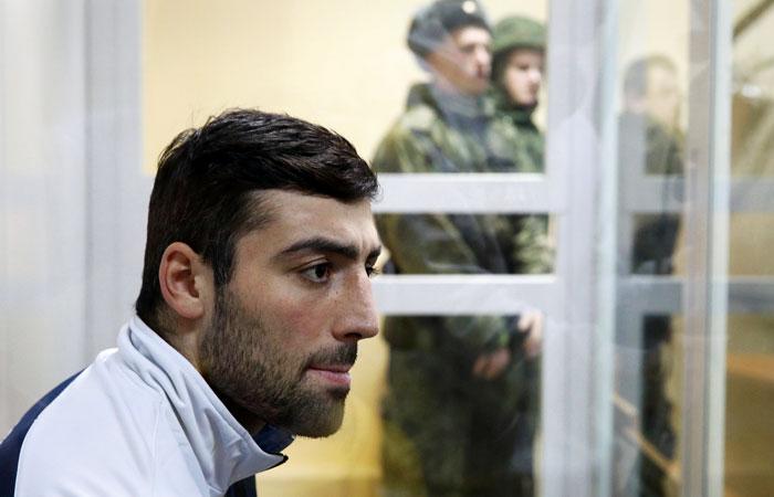 Арестованный боксер Кушиташвили, в чьих анализах нашли кокаин, пожизненно исключен из сборной