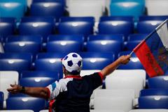 Все футбольные соревнования в России приостановлены до 31 мая