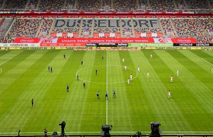 В Германию вернулся большой футбол. Как это было