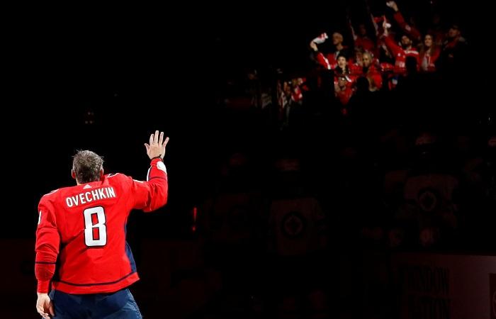 Овечкин в девятый раз стал лучшим снайпером чемпионата НХЛ