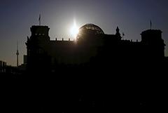 Берлин попросит ЕС применить санкции к россиянам из-за хакерской атаки на бундестаг