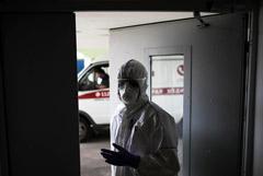 В России зарегистрирован 8 371 новый случай COVID-19