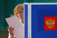 Менее четверти россиян выразили желание голосовать через интернет
