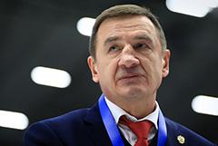 Валерий Брагин возглавил сборную России по хоккею
