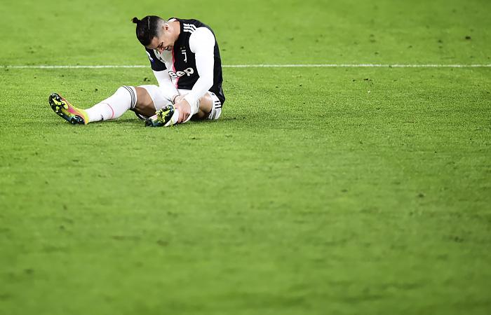 Роналду первым из футболистов стал миллиардером