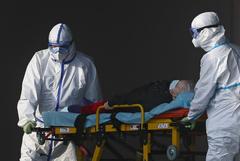 В Москве скончались еще 57 человек с коронавирусом