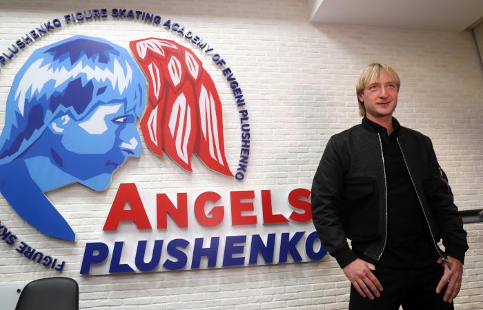Плющенко стал тренером сборной России по фигурному катанию