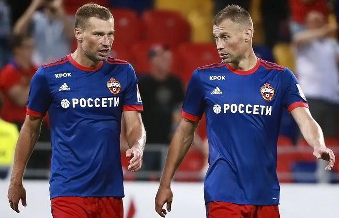 Братья Березуцкие отказались возглавить ЦСКА