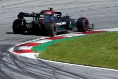 """Финн Боттас выиграл квалификацию первого в сезоне этапа """"Формулы-1"""""""