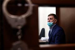 Губернатор Сергей Фургал арестован