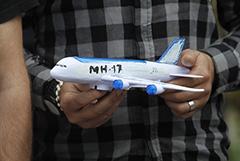Минюст отверг обвинения в причастности России к крушению рейса MH17