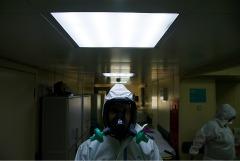 Большинство коронавирусных больниц в Москве вернулись к обычной работе